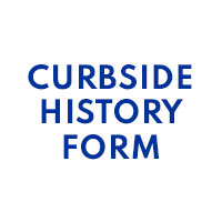 Curbside History Form
