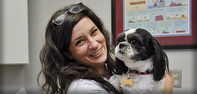 Jenny Lynch, Veterinarian in Frederick MD