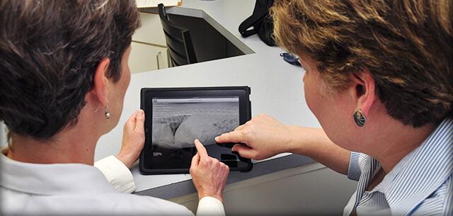 digital radiology at kingsbrook animal hospital