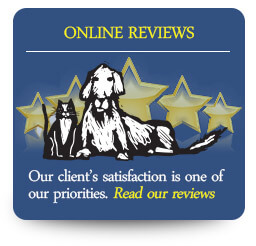Online Reviews for Kingsbrook Veterinary Hospital