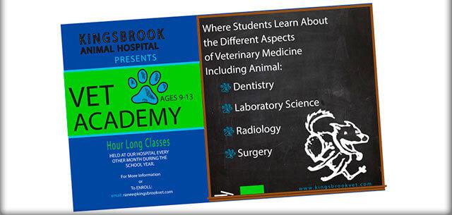 kingsbrook veterinary academy